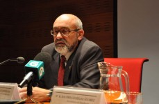 José Luis González, Director da Semana de Cine Submarino de Vigo