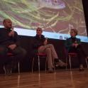1. Anxo Mena, Jorge J. Candán e Cheva. XXIX Semana de Cine Submarino Universidade Vigo 2019