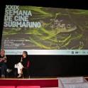 12. David Álvarez e Cheva. XXIX Semana de Cine Submarino Universidade de Vigo 2019.